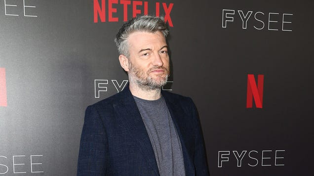 Black Mirror's Charlie Brooker is Making a Netflix Special About 2020