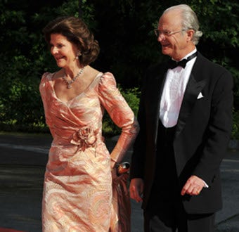 Illustration for article titled Swedish Royal Family Caught Up In Silly Nazi Past