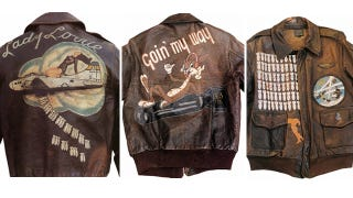 Illustration for article titled Why US Air Corps servicemen were allowed to wear such badass bomber jackets in WWII