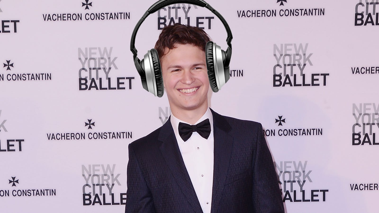 Ansel elgort has signed a record deal to make 39 groovy for Groovy house music