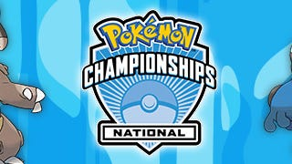 It's the final day of the 2015 Pokémon US National Championships. While the Trading Card Game champion has already been crowned, the video game competition is kicking off any minute (3PM Eastern, running late). Watch it live here.