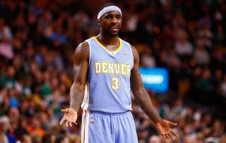 Illustration for article titled Ty Lawson Goes To Movie Without Teammate, Makes Teammate Sad