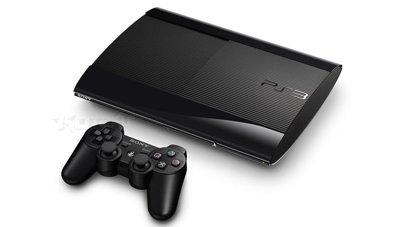 Illustration for article titled Sony Unveils a Brand New Model of the PS3 [Update: Now With Official Pics]