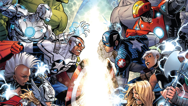 Marvel's Latest Big Superhero Crossover Is Way Better Than DC's