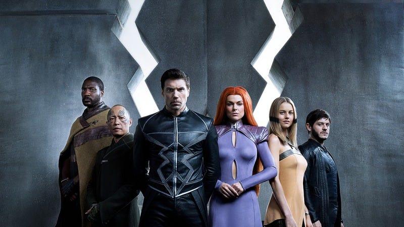 Marvel's Inhumans (Photo: ABC/Michael Muller)