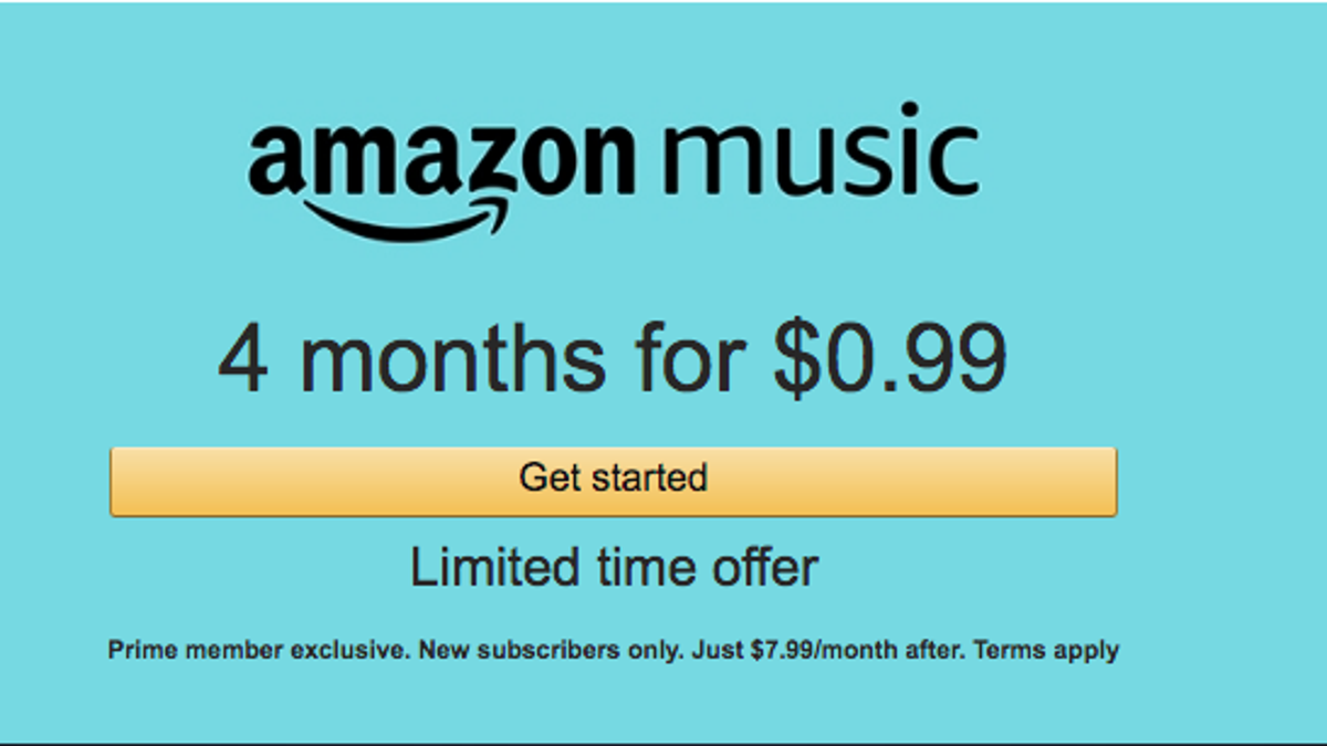 Four Months Of Amazon Music Unlimited For Just 1 Is The Best Deal