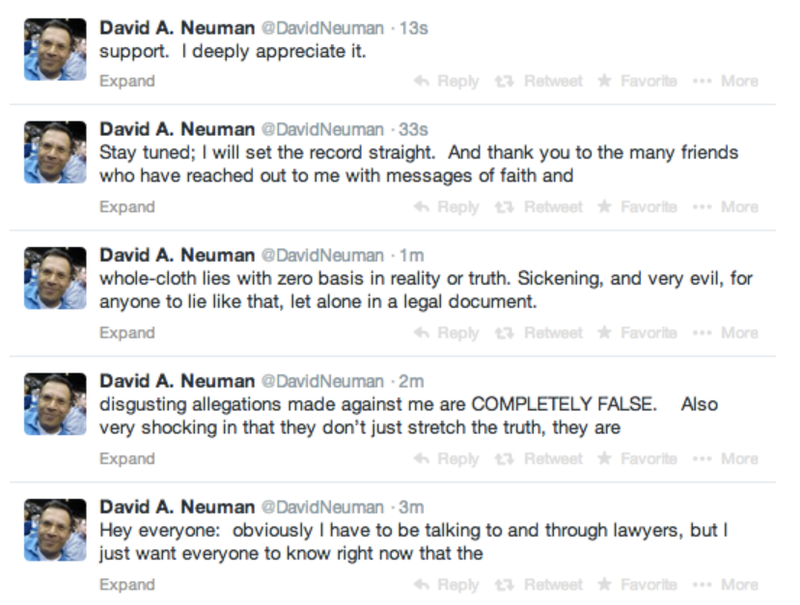Illustration for article titled David Neuman Denies Allegations in Bryan Singer Sex Abuse Lawsuit