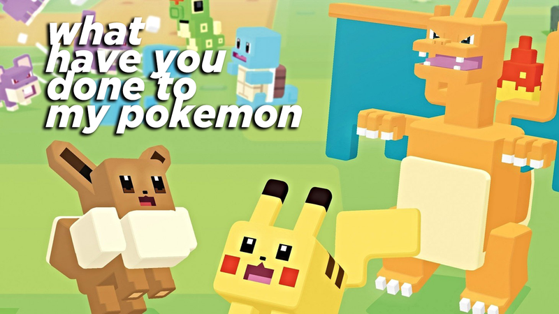 Illustration for article titled Pokemon Quest is addictive yet so shallow