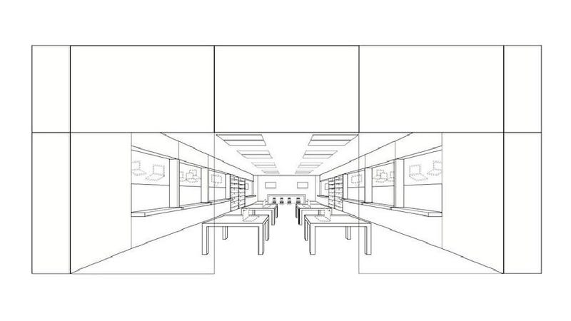 Illustration for article titled Apple Has Trademarked the Design of Its Stores