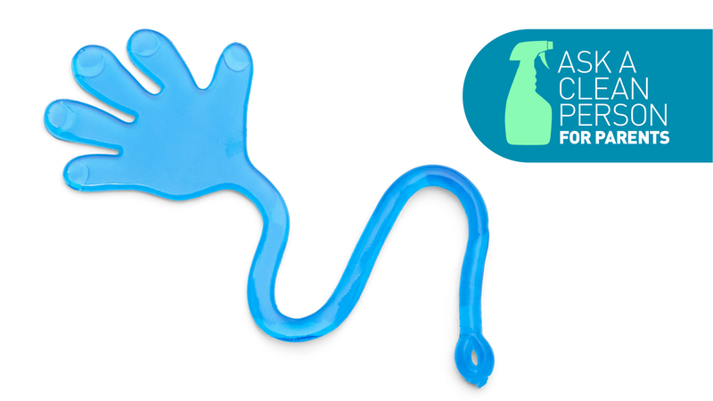 Illustration for article titled How to Remove Oily Stains Left by Sticky Hand Toys