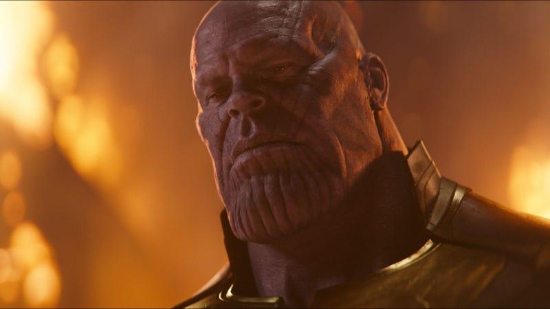Thanos will return in Avengers 4.