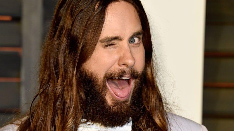 Jared Leto stor Dick hårete svart ibenholt porno