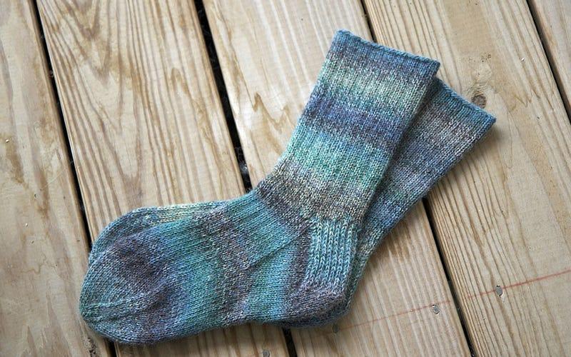 Illustration for article titled Encuentra un hueso humano en un par de calcetines recién comprados en Primark