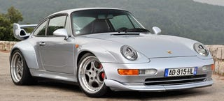 Illustration for article titled Now Is Your Chance To Buy A Very Rare And Very Insane Porsche 993 GT2