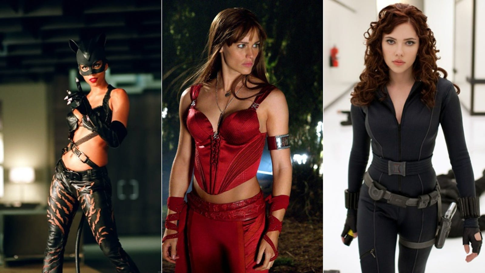 A New Female Superhero Movie Is Finally Happening About -2517