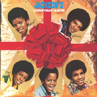 jackson 5 christmas album cover motown records - Best Christmas Albums Of All Time