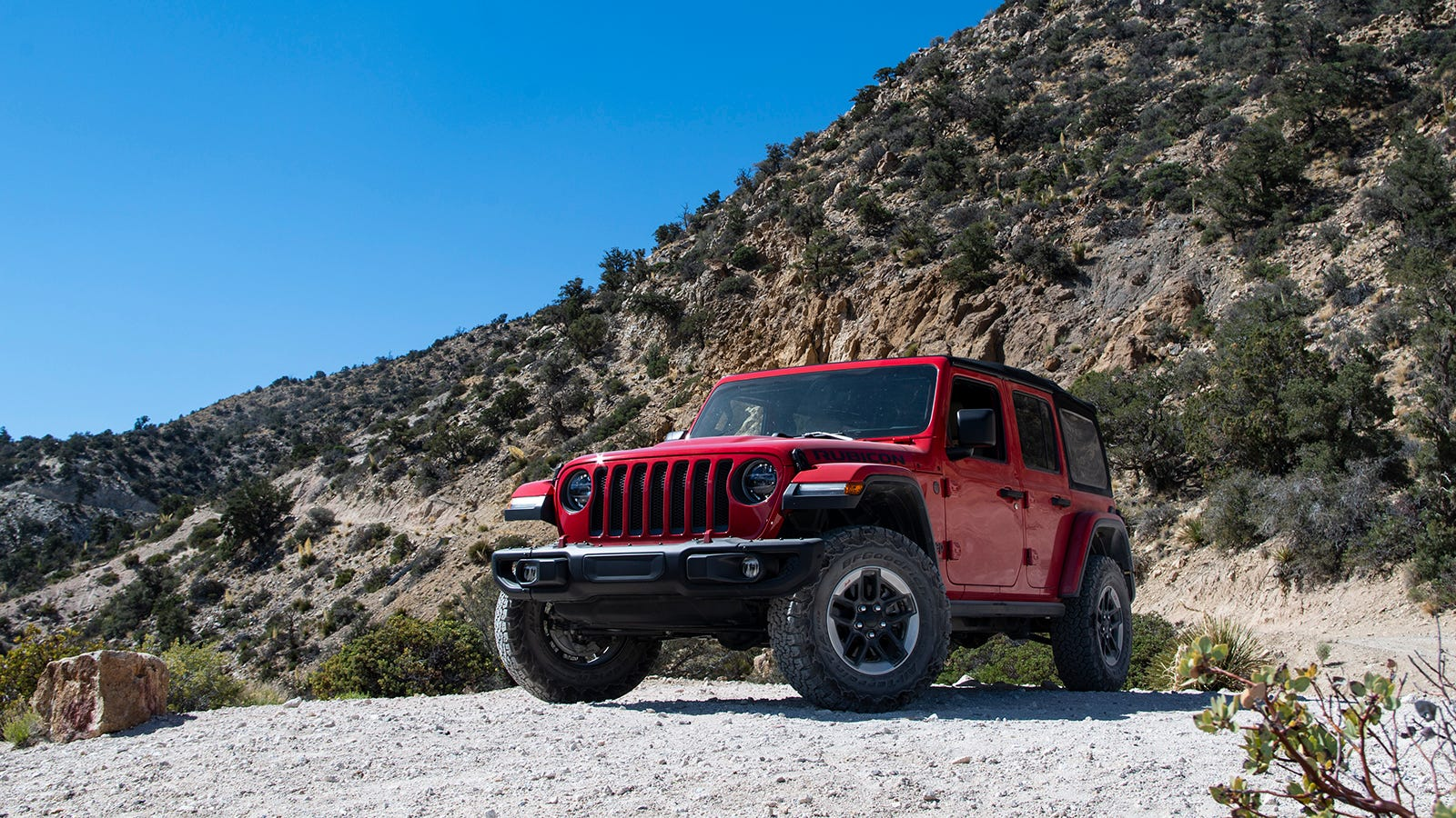 5c68e9df9dc7e He figured out what I meant as I peeled off Route 18 onto the rocky goat  path that drops into a place called Cactus Flat. The Jeep bounced and  bucked in ...