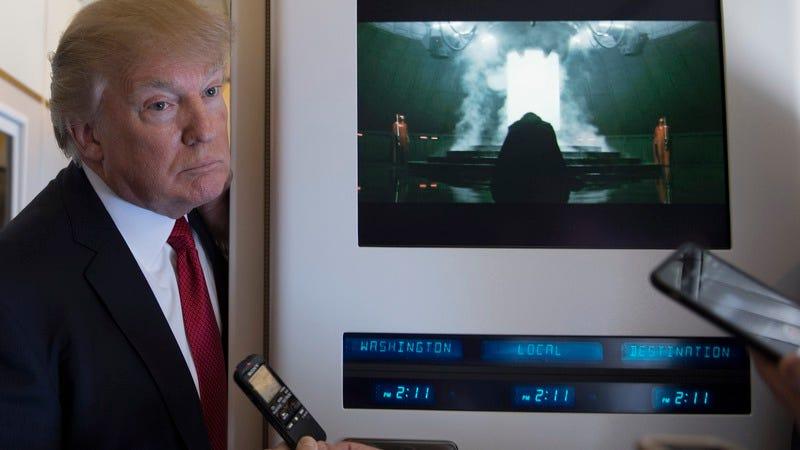 Photo: Jim Watson/AFP/Getty