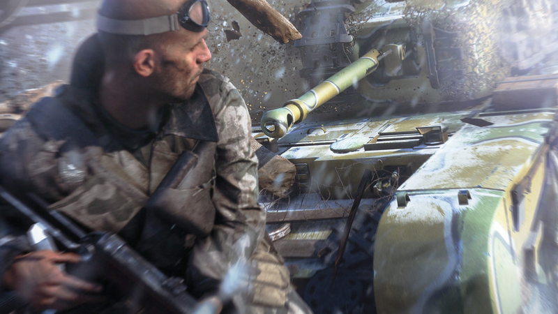 Illustration for article titled Battlefield VPlayers Claim Checking A Menu Freezes The Game