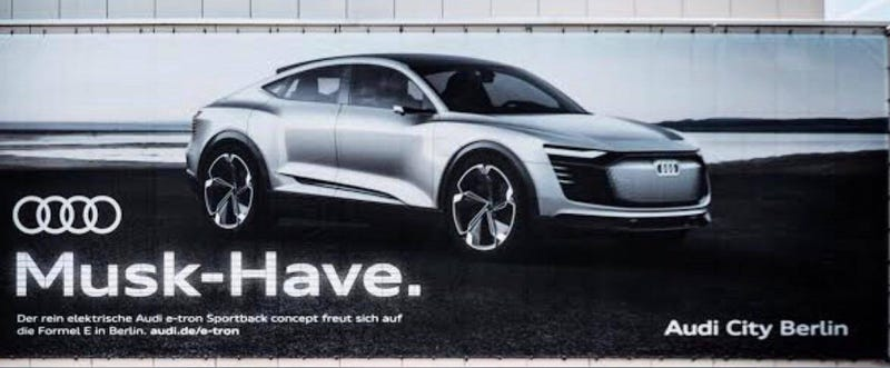 Photo: Audi Deutschland via Facebook