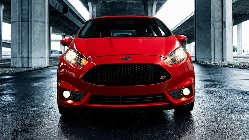 Illustration for article titled The 2014 Ford Fiesta ST Will Cost Just $21,400