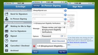 Illustration for article titled EchoSign Brings Legally-Binding Electronic Signing on Your iPhone or iPad