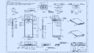 Illustration for article titled Here Are the Blueprints for the iPhone 5