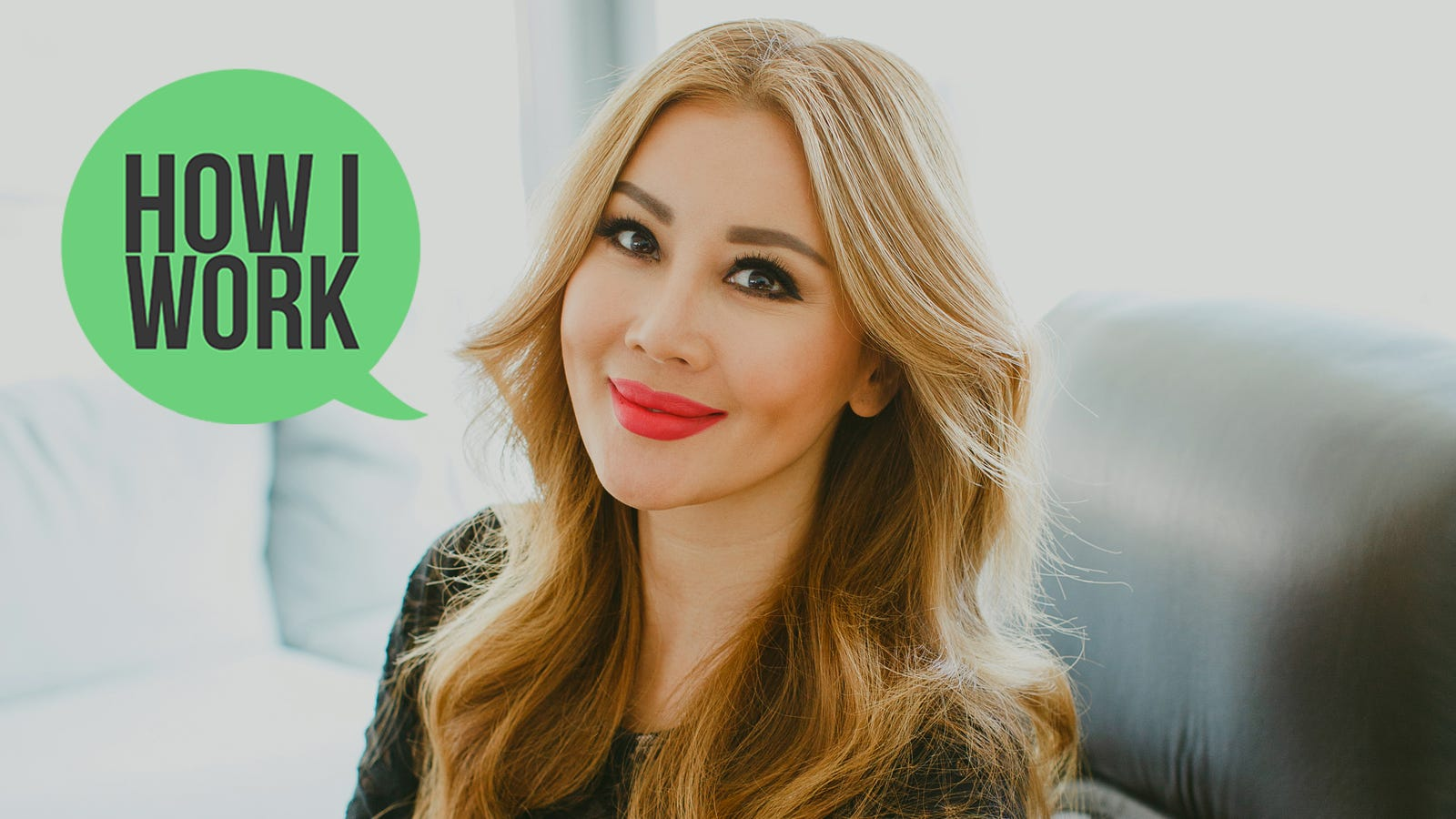 I'm NYX Cosmetics Founder Toni Ko, and This Is How I Work