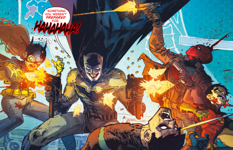 The Batman Who Laughs Is One of DC's Most Gruesome and