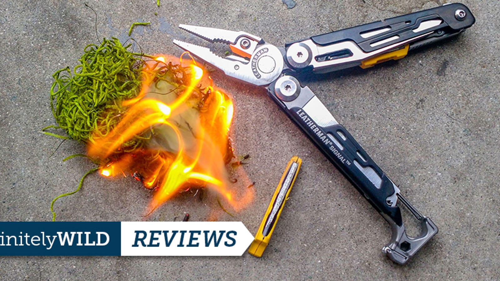 Leatherman Signal Review Can This Multitool Survive