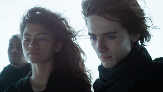 Dune s New Trailer Is All About Paul Atreides  Great and Terrible Destiny