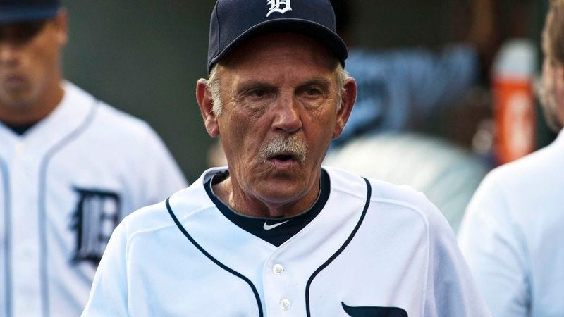 Illustration for article titled Jim Leyland Accused Of Jumping On Tigers Bandwagon