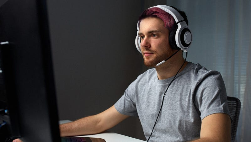 Illustration for article titled So-Called Professional Gamer Not Even Racist