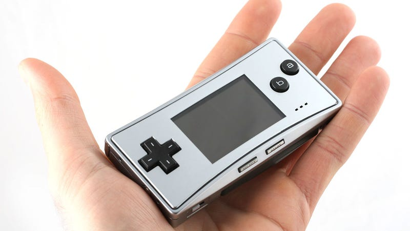 Illustration for article titled An Ode to The GBA Micro - The Best Portable I Never Had
