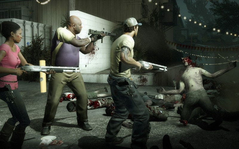 Illustration for article titled Left 4 Dead 2 Achievements Reveal New Items, Confirm Campaigns