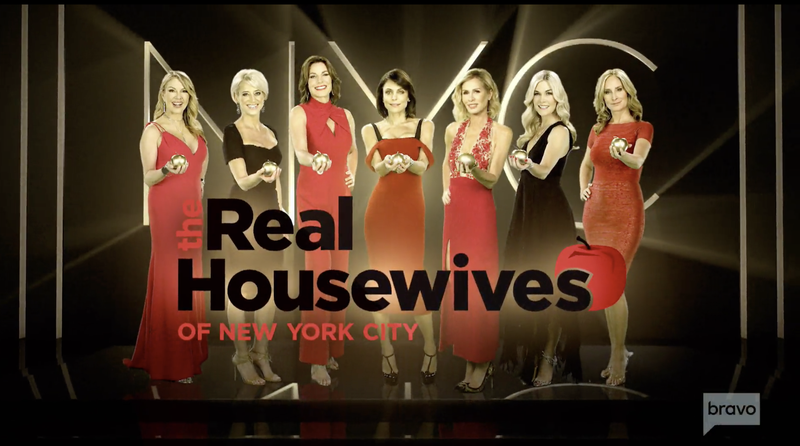 Illustration for article titled Much Like Their Personal Lives, The Real Housewives of New York's Tag Lines Are So, So Bad