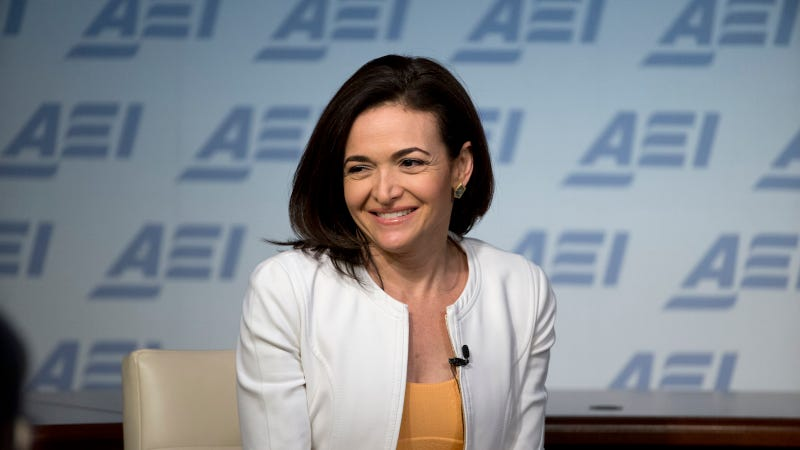 Illustration for article titled Sheryl Sandberg Rumored to be in Talks to Serve as Hillary Clinton's Treasury Secretary