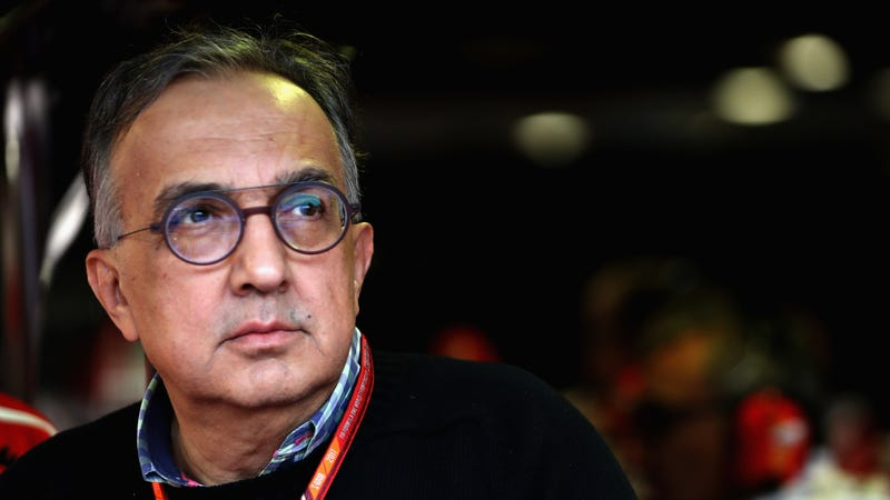 Illustration for article titled Sergio Marchionne Might Have Been Right