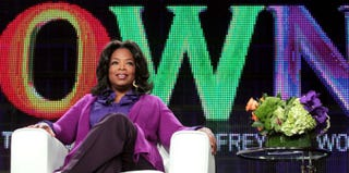 Oprah Winfrey at the launch of OWN (Frederick M. Brown/Getty Images Entertainment)