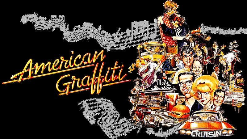Music house american graffiti pictures