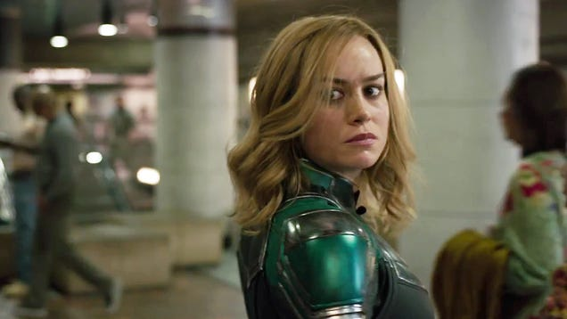 What Does Brie Larson Say to Avengers: Endgame Spoilers?  Not Today