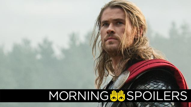 Thor: Ragnarok Set Footage