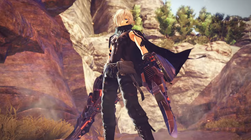 Illustration for article titled God Eater 3 Gets Its First Trailer