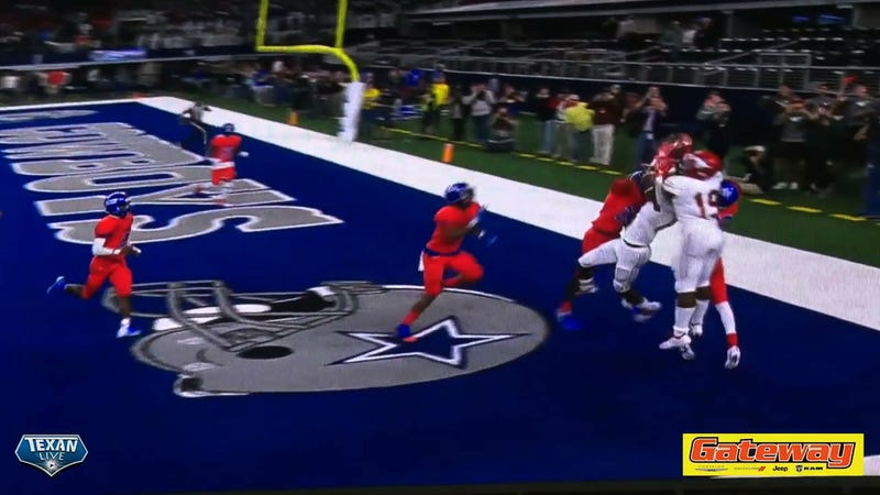 Texas High School Football Title Game Ends With A Pretty Sweet Hail Mary