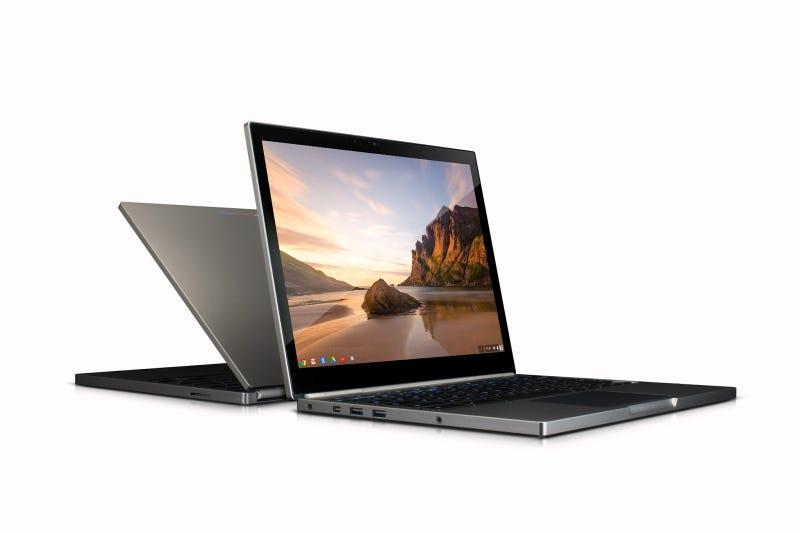 Illustration for article titled Probamos el Chromebook Pixel, tan bonito como limitado