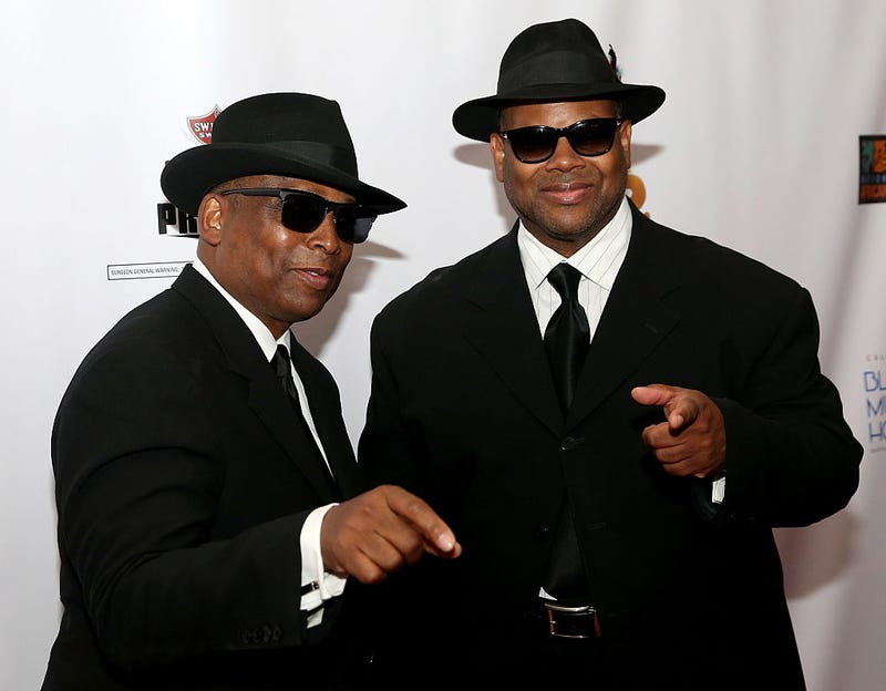 Jimmy Jam and Terry Lewis at the NMAAM 2016 Black Music Honors on Aug. 18, 2016, in Nashville, Tenn.