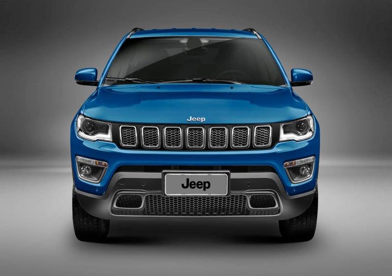 Fotos do Jeep Compass 2019