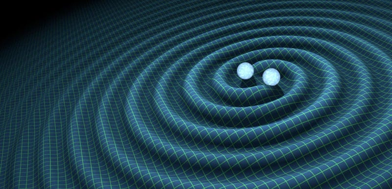 Illustration for article titled Rumor Mill Heats Up Again for Discovery of Gravitational Waves [UPDATED]