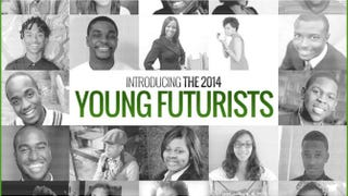 Illustration for article titled The 2014 Young Futurists