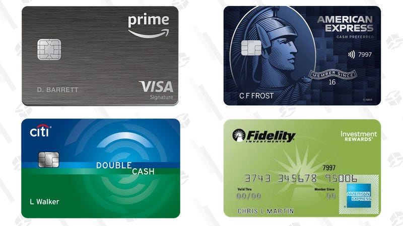 Illustration for article titled These Are Our Readers' Favorite Cash-Back Credit Cards